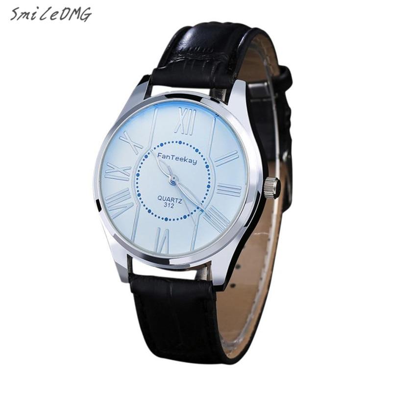 62075ae679f Relógio de Couro de Aço Inoxidável dos homens Quentes da Moda Militar Casual  Analógico Quartz Relógio de Pulso Presente de Natal Grátis Shiping