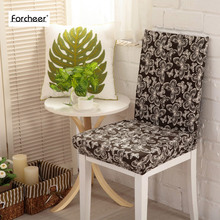Floral Print Butterfly Pattern Chair Cover Home Dining Chair Covers  Multifunctional Spandex Elastic Cloth Universal Stretch 1Pc