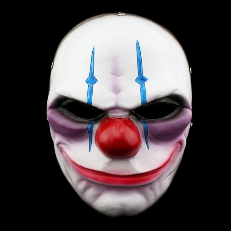 masquerade Heist Costume Dallas/Wolf/Chains/Hoxton 10