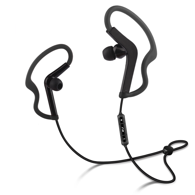 Bluetooth 4.2 Earphone PTM BX210 Headphone Wireless Headset with Mic Earbuds for Earpods Airpods new dacom carkit mini bluetooth headset wireless earphone mic with usb car charger for iphone airpods android huawei smartphone