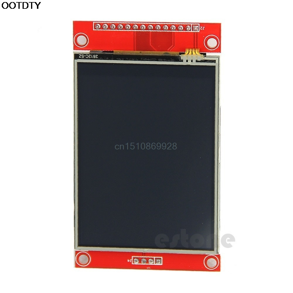240x320 2.8 SPI TFT LCD Touch Panel Serial Port Module with PCB ILI9341 5V/3.3V 6870s 0535a 6870s 0534a lcd panel pcb part a pair