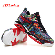 JYRhenium 35-47 Mens Basketball Shoes Couple Breathable Retro Sneakers Women Authentic Zapatillas Hombre Deportiva Jordan Shoes цена