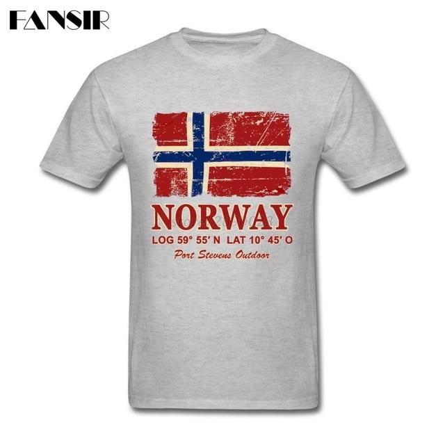 Kleidung sommer norwegen