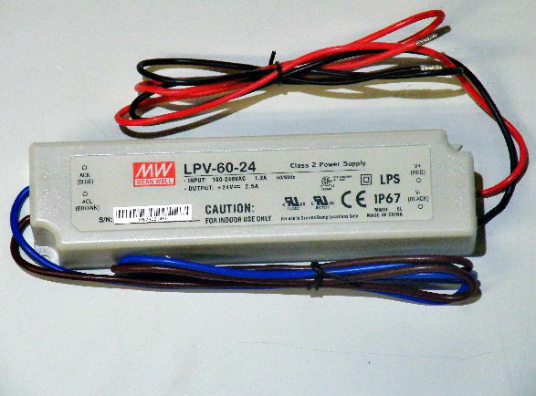 60 Volt Switching Power Supply For Pa