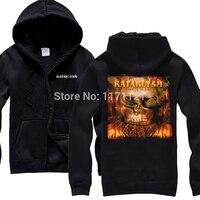 Free Shipping KATAKLYSM Head Crippled Death Metal Hoodie Size S M L XL XXL