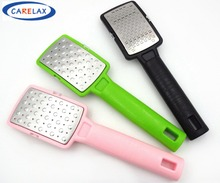 Stainless Steel Handle Foot File Feet Care Foot Massager Exfoliating Foot Exfoliator
