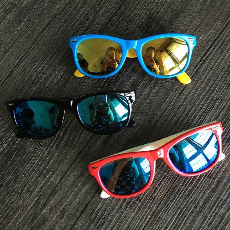 2016 New Children TAC Polarized Sunglasses Kids Designer Sport Shades For Girls Boys Goggle Baby Glasses Oculos Infantil