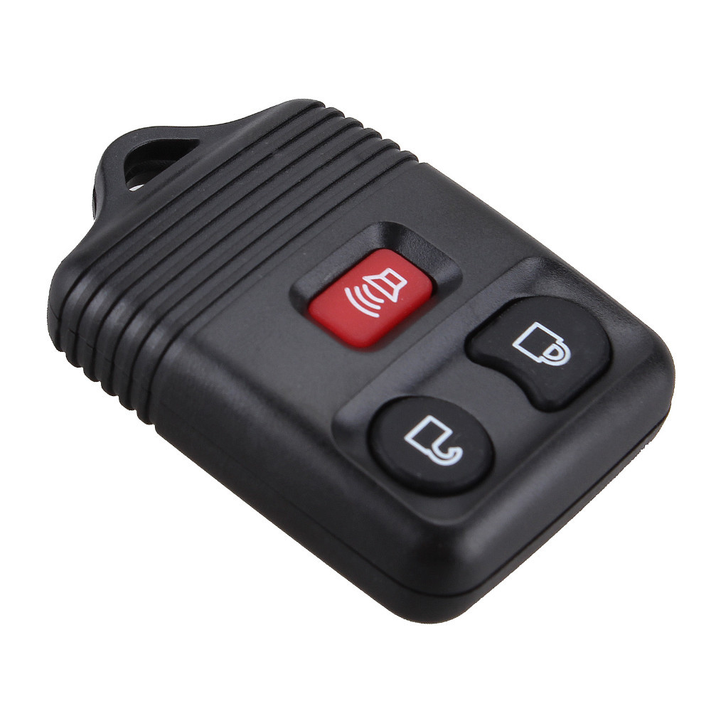 NEW 50 3 BUTTONS REMOTE KEY FOB CASE SHELL Pad For Ford Escape Ranger Explorer Freestar