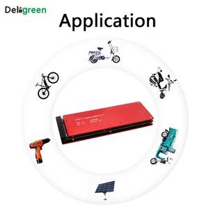 Image 4 - Lto 6S Bms 5S 10S 15S 20S 25S 30S 80A Bms Met Balans functie 2.3V 2.4V Lithium Titanate Batterij Voor Auto Audio Home Motorfiets