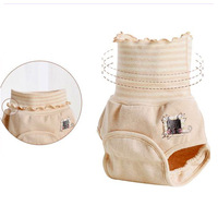 Newborn Baby Diaper LABS Pants Cotton Baby Cloth Diaper Urine Pad Pants Waterproof Washable Breathable Nappy Changing Cover Bags