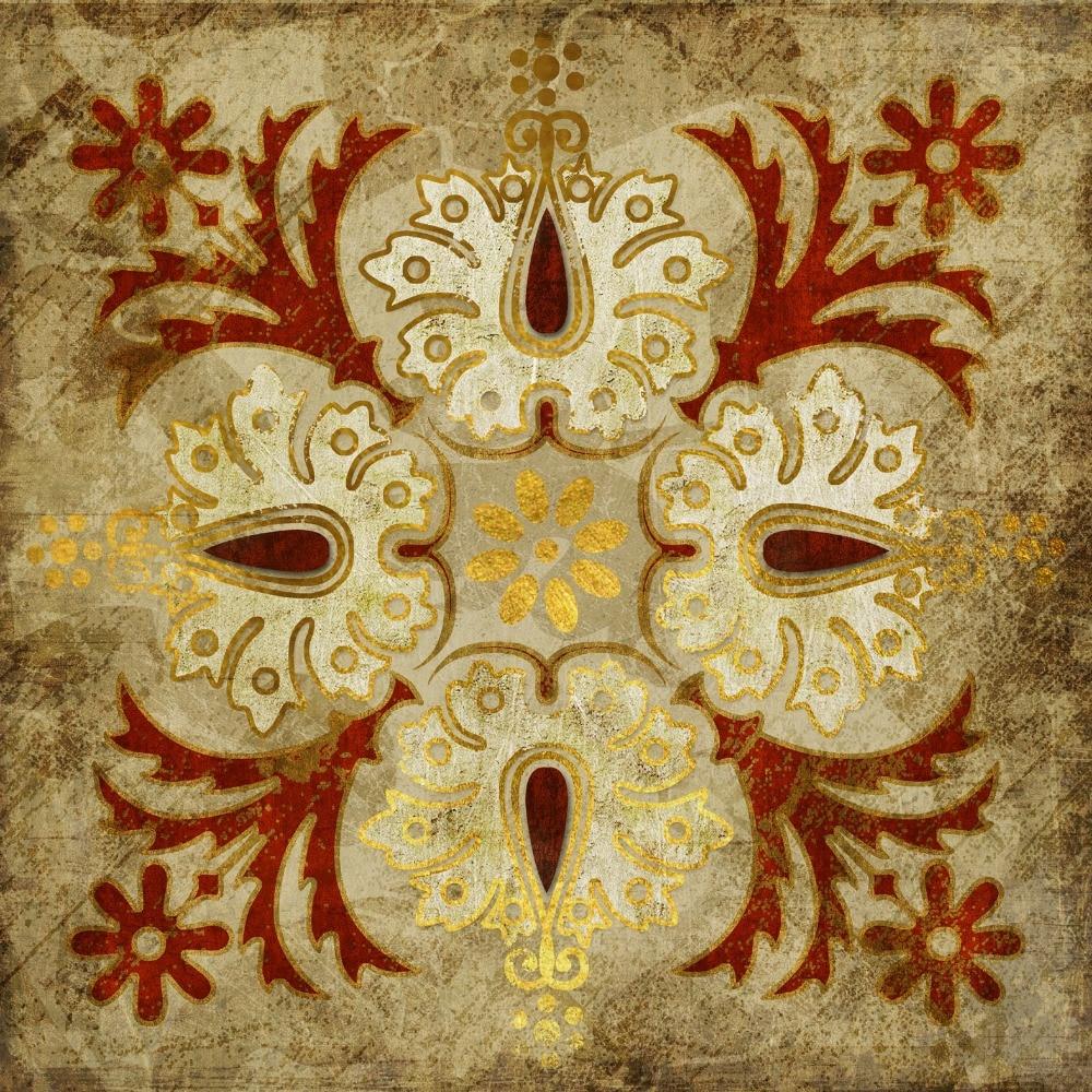 Indian Wall Art - purplebirdblog.com -
