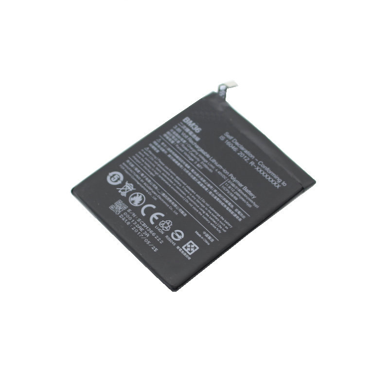 Replacement-Battery Batteria Mobile-Phone Xiao Mi BM36 3100/3180mah For 5s Mi5s 1x