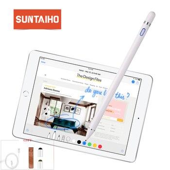Para apple Pencil 2 Suntaiho nuevo lápiz táctil capacitancia stylus para apple ipad Pencil para iPhone XS MAX con embalaje al por menor