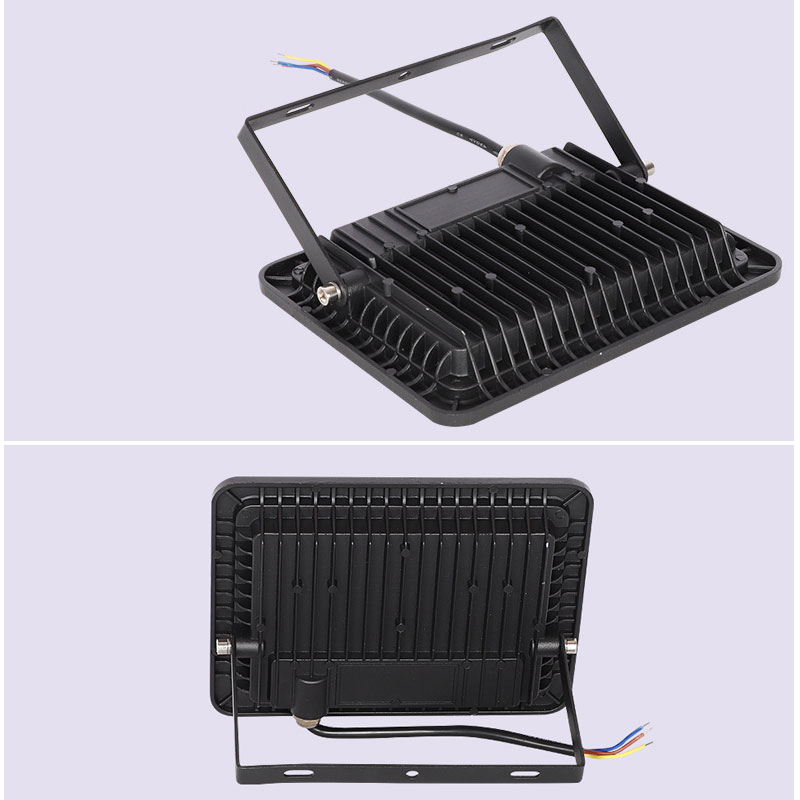 10 100W LED Outdoor Waterproof Linear Flood Light Signage Projector Flood Light in Floodlights from Lights Lighting