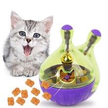 Домашние животные, собака, веселая миска, кормушка для кошек, игрушки для кормления, интерактивный стакан, утечка, мячик для тренировки, веселая миска, Gamelle Comedero Gato