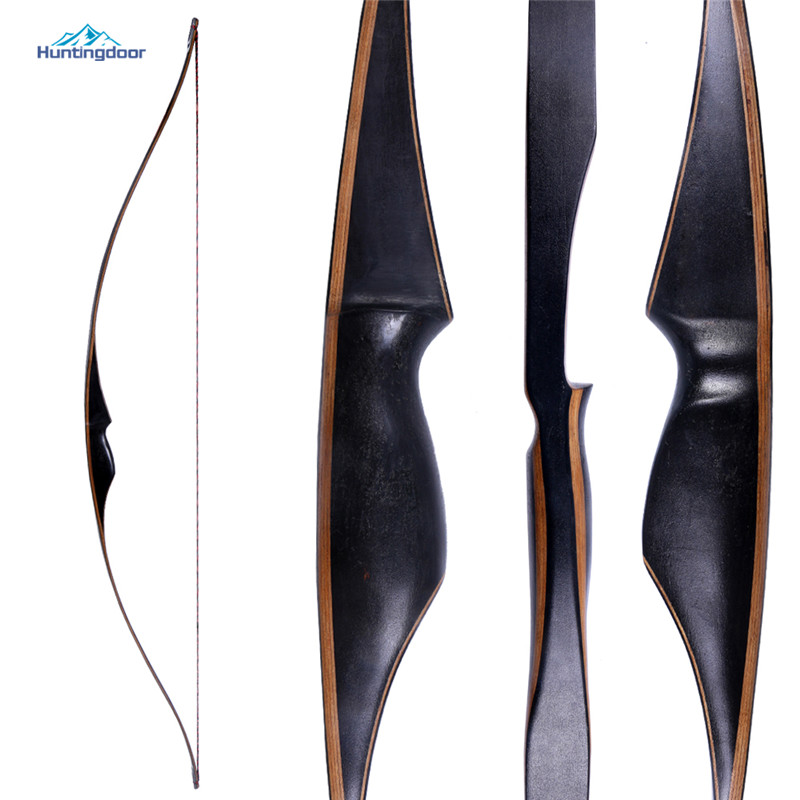 60inch Archery Traditional Hunting Bow Wooden Shooting Recurve Bow Fiberglass Limbs for Outdoor Sports Game or Shooting adriatica часы adriatica 1249 e114q коллекция gents