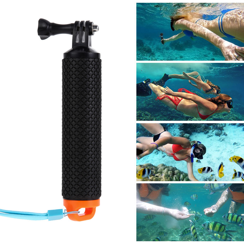 High Quality Floating Hand Grip for gopro go pro here 3 3 4 Floats for xiaomi
