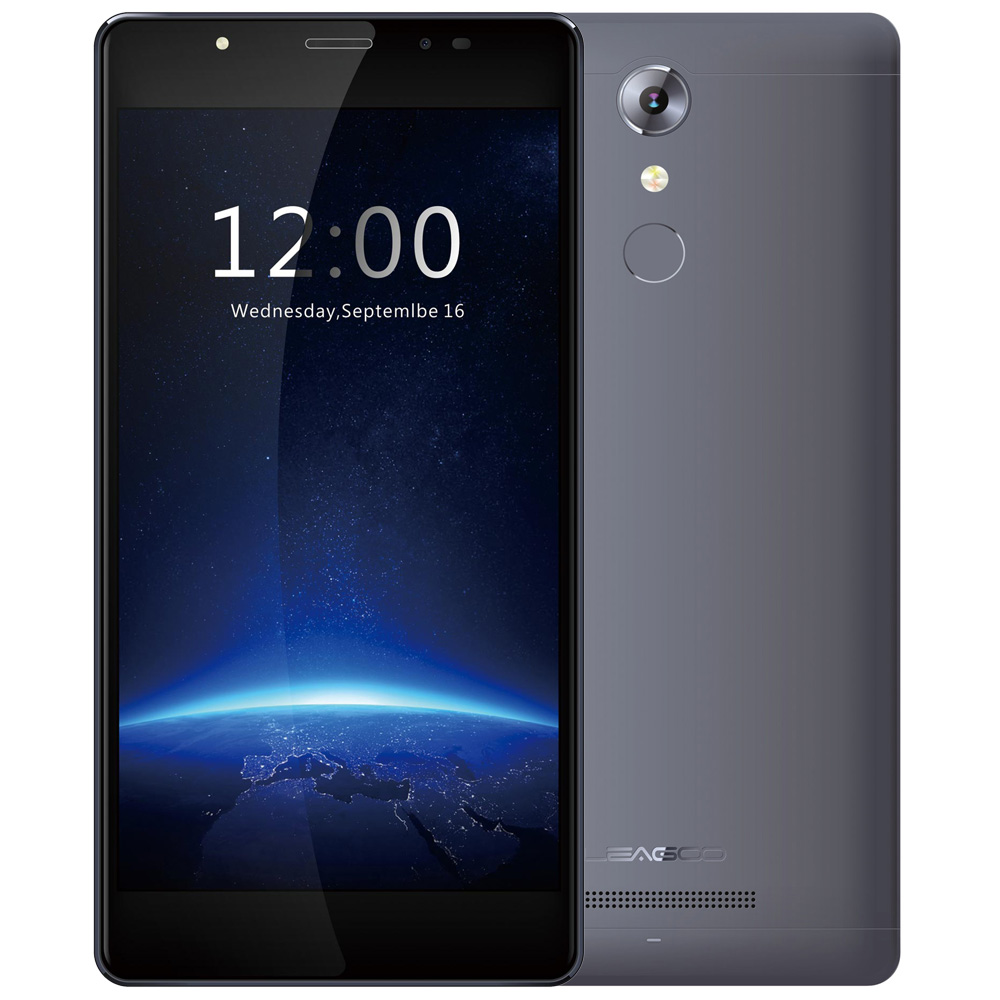 Original 5 0 Inch Leagoo T1 Android 6 0 Smartphone 4G MTK6737 Quad Core Mobile Phone