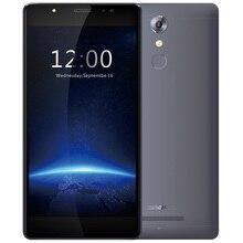 Original Leagoo T1 Android 6.0 Smartphone de 5.0 Pulgadas 4G MTK6737 Quad Core Teléfono Móvil 2 GB + 16 GB BT 4.1 GPS Teléfono Móvil de huellas digitales