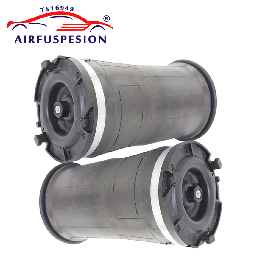 Pair Rear Air Spring Bag For Hummer H2 Air Suspension Spring 15938306 AS 7055 BAG OCS