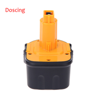 12V 2000mAh Ni CD Power Tool Battery For Dewalt 152250 27 397745 01 DC9071 DE9037 DE9071