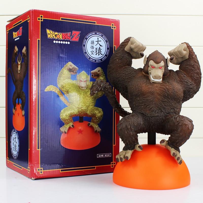 Dragon Ball Z Vegeta King Kong PVC Action Figure Model Toy Doll With Box 27cm new arrival 16cm anime dragon ball z shfiguarts vegeta pvc action figure toy with box kids model toys juguetes hot freeshipping