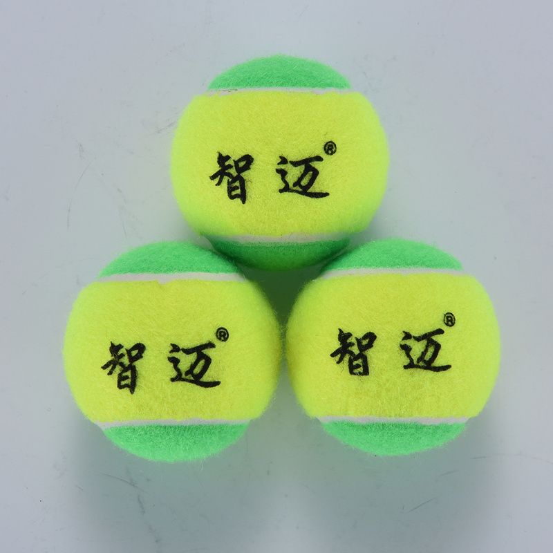 3Pcs Tennis Ball Tennis Training Balls Tenis Tennis Trainer Teenager Kids Tennis Ball Raquete Tenis Competion Kids Pelotas Tenis