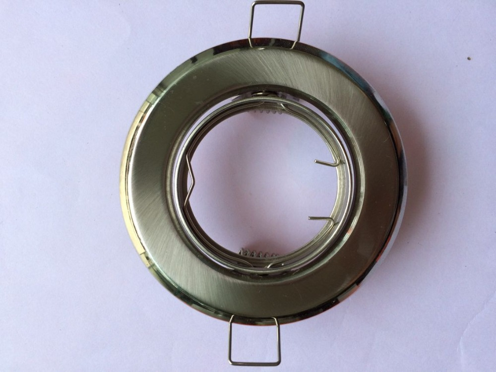 Manufacture Custom lamp Retaining Spring Clip Ring for spot light 50mm MR16 GU10 in Springs from Home Improvement