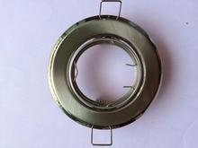 Manufacture Custom lamp Retaining Spring Clip Ring for spot light 50mm MR16  GU10