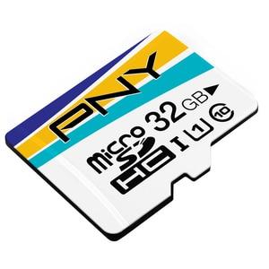 Image 2 - PNY micro sd 16GB 32GB Tarjeta de memoria microSDHC Carte Tarjeta micro sd sistema de monitoreo Tarjeta tacógrafo Clase 10 Tarjeta TF