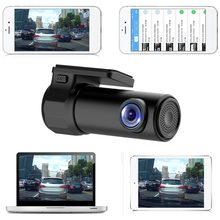 2018 360 Degree Mini Smart Car Wireless DVR Driving Recorder 1080P HD Camera Camcorder Night Vision Dashcam WIFI Car Monitor(China)