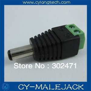 10 шт./партия 5,5 мм 2,1 DC разъем питания сетевой переходник для камеры видеонаблюдения r разъем для видеонаблюдения системы