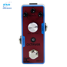 ENO guitar pedal  NEW Effect Guitar PedalOCTAVER TC-01 OCT-1 Octaver Octave effect pedal