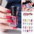 Nail Art Цвет Изменение Польский 11 мл Peel Off Thermal Ногтей лак для 28 Цветов DIY Советы Украшения Лак Ногтей Лак 8256229