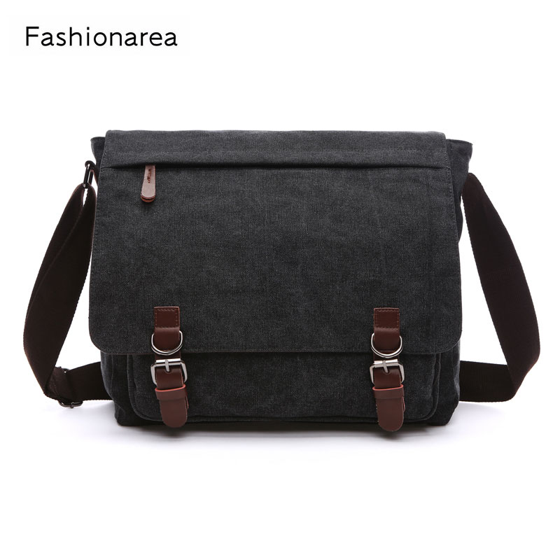 2017 Quality Canvas Leather Crossbody Men Military Army Vintage Messenger Bags Postman Large Shoulder Bag Office Laptop Case new arrival canvas leather crossbody bag men military army vintage messenger bags postman large shoulder bag office laptop case