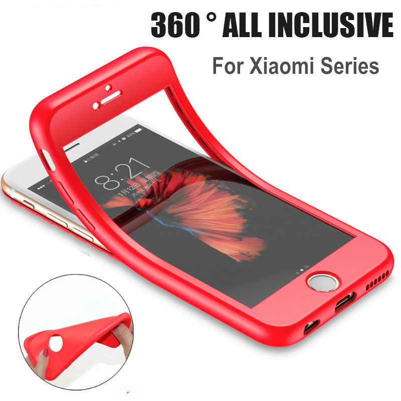 Мягкий 360 чехол для всего тела для Xiao mi Red mi 7 Note 7 6 5 Pro 4 4X 5X 6X 6A A1 A2 Lite S2 GO 5 Plus Чехлы для mi 8 9 SE