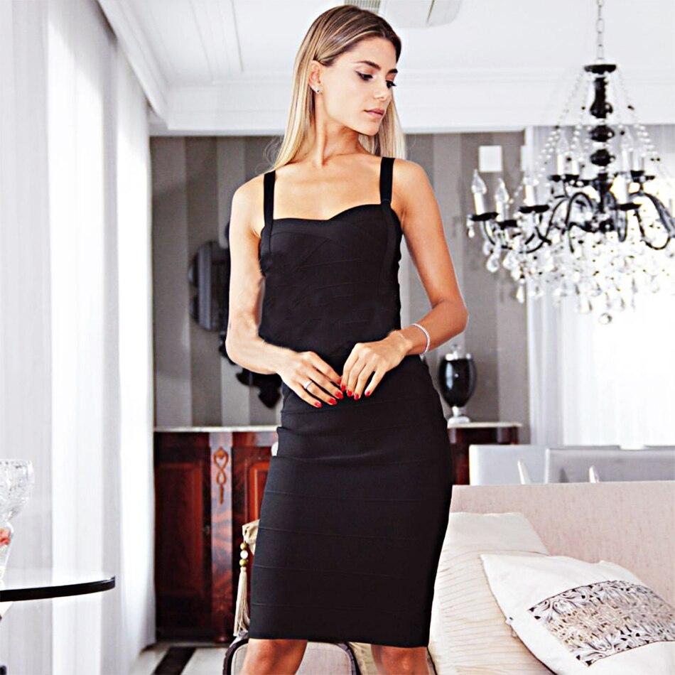 8a9226bf538 Courroie Gaine Parti Sexy Robe Moulante Ciel Bretelles D été bleu pu rouge  Mi De 2019 pourpre noir bourgogne White Dame Femme ...
