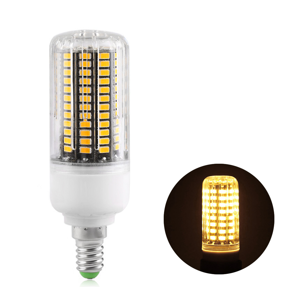 Tsleen smd5736 lampada led corn bulb e14 e27 bombillas for Lampada led e14