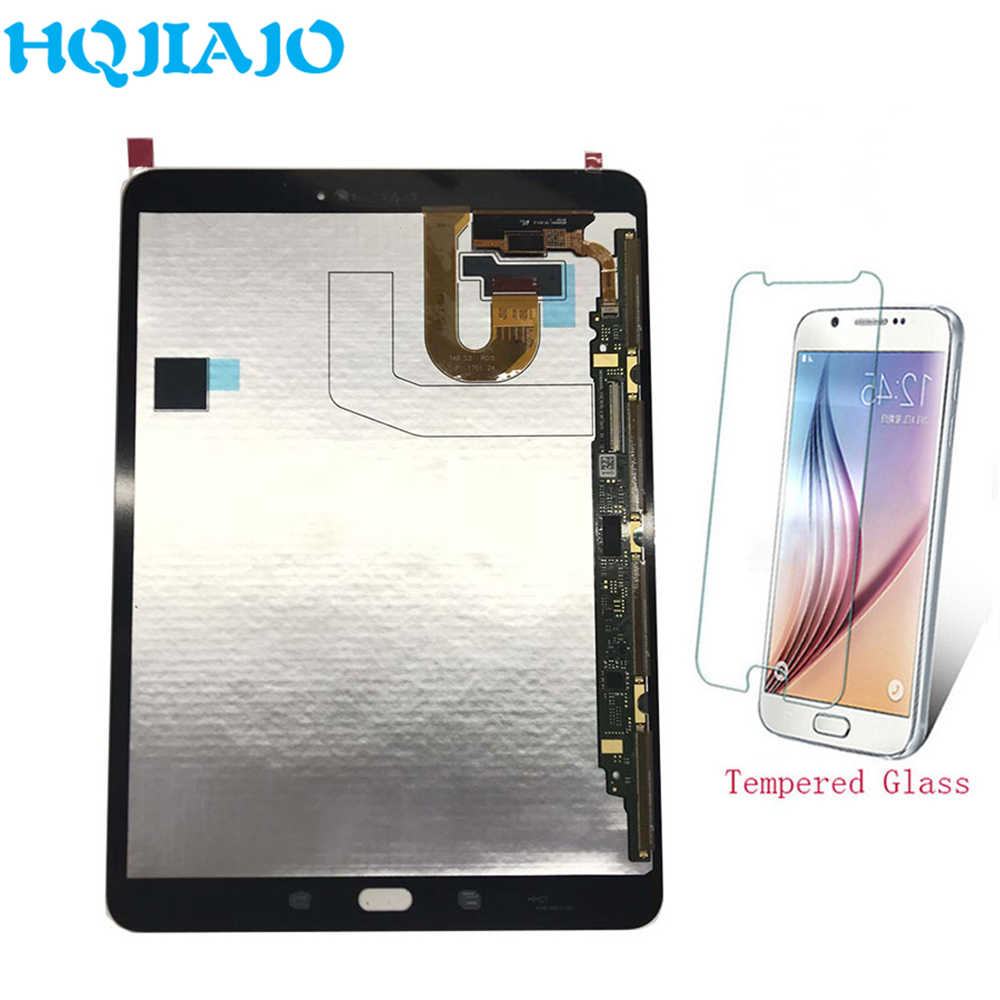Tablet Lcd 'S & Panelen Voor Samsung Galaxy Voor Samsung Galaxy Tab S3 9.7 2017 T820 T825 T827 Lcd Touch screen Digitizer LCD