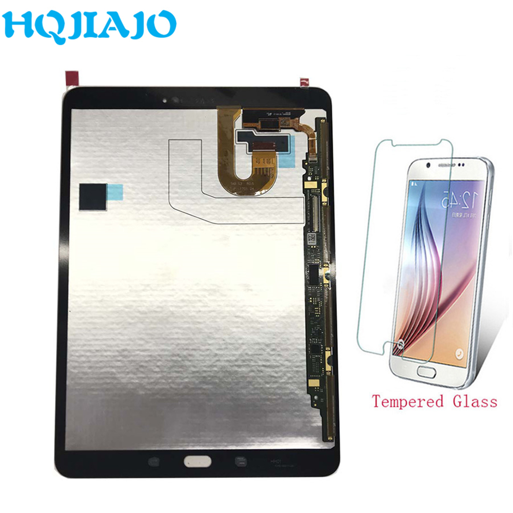 Tablet LCDs & Panels For Samsung Galaxy For Samsung Galaxy Tab S3 9.7 2017 T820 T825 T827 LCD Display Touch Screen Digitizer LCDTablet LCDs & Panels For Samsung Galaxy For Samsung Galaxy Tab S3 9.7 2017 T820 T825 T827 LCD Display Touch Screen Digitizer LCD