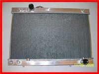 53mm thickness aluminum alloy radiator for TOYOTA SUPRA JZA70/1JZ 86 92 MANUAL, auto tuning