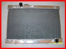 53mm thickness aluminum alloy radiator for TOYOTA SUPRA JZA70 1JZ 86 92 MANUAL auto tuning