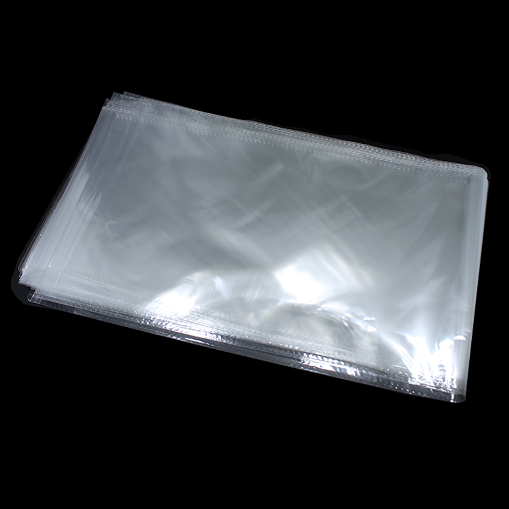 DHL OPP Poly Long Clear Toupee Hair wig Bag Self Adhesive Sealing Transparent Resealable Packaging Hairpiece Pouch 800pcs/lot