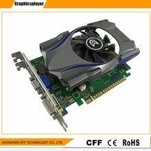 1 ГБ DDR5 128Bit GT630 Графика карты вентилятор пласа-де-video Carte игры graphique видео карты для NVIDIA GeForce Бесплатная доставка
