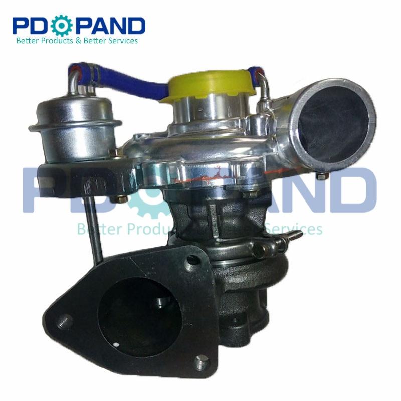 Turbo chargeur entier CT16 17201-30070 17201-0L050 pour Toyota Hilux Vigo/LandCruiser Hiace 2.5 D4D 2.5L 2KD-FTV 2494cc