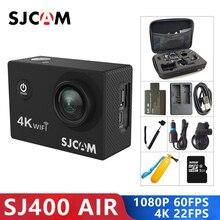"SJCAM SJ4000 AIR Action Camera Full HD Allwinner 4K @22fps WIFI 2.0"" Screen Waterproof Underwater Camera Sports DV Cam"