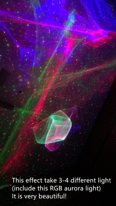 feixe de luz em movimento led stage moving head em 06