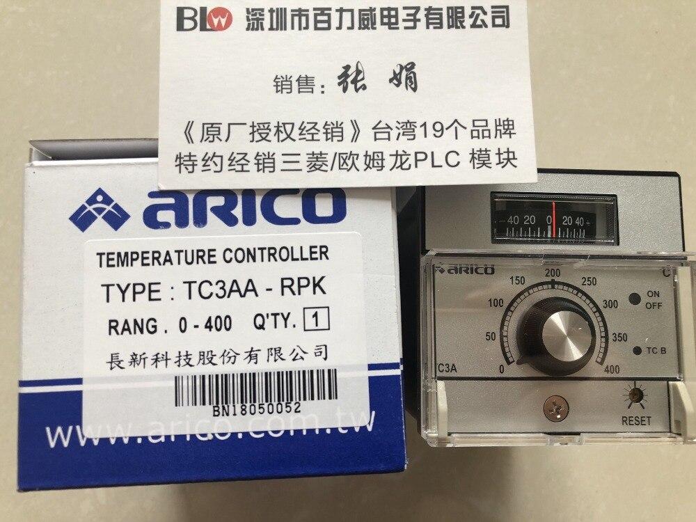 Temperature Control List TC3AA-RPK V200-RRR0