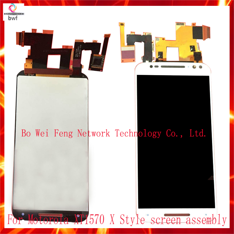 ФОТО High Quality For 5.7'' Motorola Moto X3 Style X3 XT1575 XT1572 XT1570 LCD Display Panel +Touch Digitizer Screen Assembly+Tool
