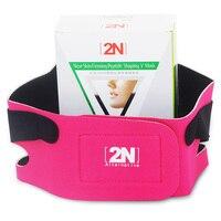 Nuevo 2015 Cuidado Facial Máscara Reafirmante Ascensor 7 Unids con un Vendaje Cinturón Potente V Línea de Producto para Adelgazar Que Levanta Formando blanqueamiento